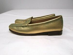 Bass Weejuns Patent Leather Flats for