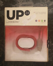 Jawbone - UP24 Bluetooth Activity Tracker Wristband | Red Small - NIB
