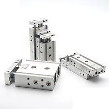 SMC CXSM10-15 Air Cylinder Pneumatic Dual Rod Cylinder Double Acting New✦Kd