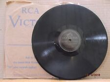 "RCA 10"" 78/Fontane Sisters/Tennessee Waltz/I Guess I'll Have To Dream The Rest"