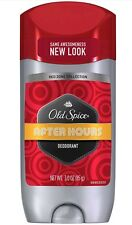 Old Spice Red Zone Deodorant Solid, After Hours 3 oz (No top)