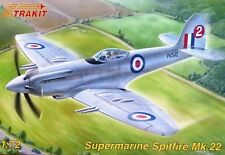 Xtrakit 1:72 Supermarine Spitfire Mk.22 Aircraft Model Kit