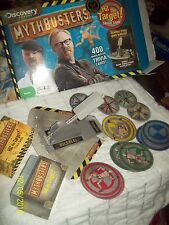 2010 Mythbusters Hit The Target Trivia Game-Science Trivia Goes Ballistic