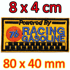 Union 76 Iron on Embroidered Racing Team CHEVROLET FORD AUDI HONDA PORSCHE