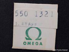 Vintage Original Omega Balance Staff Part #1321 for Omega Cal.550!