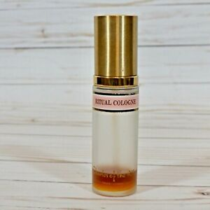 Vintage RITUAL COLOGNE perfume by Charles of the Ritz 2 ounce spray bottle