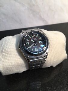 CASIO WAVE CEPTOR WATCH 4305 WVQ-200HU **New Battery Clean** Crystal Face