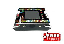 Mini Arcade Machine feat. 412 Games / FREE SHIPPING / 1 Year Warranty