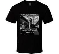 Men's Robert De Niro Casino Gangster Movie T Shirt Black