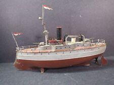 Fleischmann 15 inch clockwork battleship, 1936 pre-War