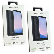 Genuine Mophie Juice Pack Slim Battery Case Cover For Samsung Galaxy S9 & S9+