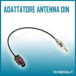 Adattatore Antenna Fakra -> DIN per Renault Megane 3° Serie (2008 - 2017)