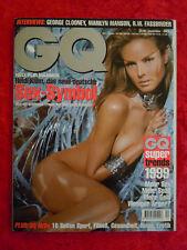 GQ Männermagazine Sammlung (Heidi Klum ...)