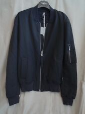 SILENT by DAMIR DOMA JIOLAS BOMBER JACKET SIZE XS