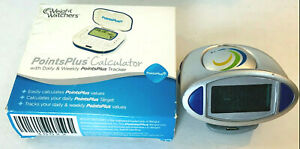 Weight watchers points plus pedometer and Calculator tested works
