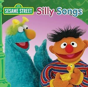 Sesame Street - Silly Songs CD ABC Music 2014 NEW/SEALED