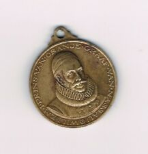 PENNING/MEDAILLE WILLEM I PRINS VAN ORANJE GRAAF VAN NASSAU 1533-1933