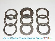 **COMPLETE**Thrust Bearing Set--Fits GM Turbo TH 400 425 475 3L80 Transmissions