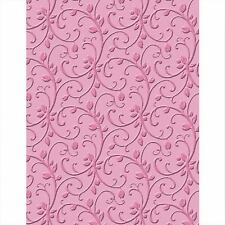 Prägefolder Budding Vine 011 CraftConcepts Embossing Folder