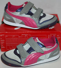 NIB Girls PUMA Hawaii Color Athletic Shoes Size 2.5