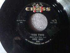 "45rpm.Chuck Berry ""No Particular Place To Go"" Chess Rec."