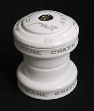 """CANE CREEK S8 S 8 S-8 HEADSET 28.6MM 1 1/8 """" NEW WHITE"""