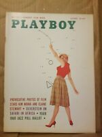 Playboy October 1959  * Good Condition * Free Shipping USA