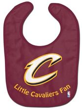 Brand New NBA Cleveland Cavaliers Little Cavaliers Fan All Pro Baby Bib Wincraft