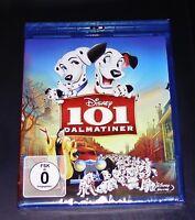 101 Dalmata Walt Disney Film blu ray Veloce Versand Nuovo e Confezione Originale