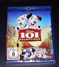 101 DALMATINER WALT DISNEY FILM BLU RAY SCHNELLER VERSAND NEU & OVP