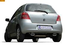 Fox Scarico-Sport Duplex Toyota Yaris da Anno 06 150x70