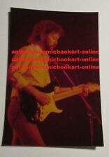 "ERIC CLAPTON - Front Row 3.5x5"" Color Concert Photo FN 6.0"