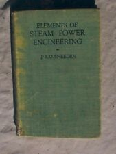 Steam Engine Book for Boiler Traction Engine Stationary Portable Marshall Fowler