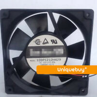 109P1212H429 DC12V 0.45A For Sanyo IPC silent cooling fan 120*120*25mm
