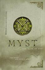 The Book of D'Ni (Myst, Book 3) by Rand Miller; David Wingrove