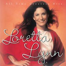 Loretta Lynn - All Time Greatest Hits [New CD] Manufactured On Demand, Rmst