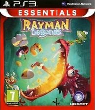 Rayman Legends PS3 Sony PlayStation 3 Brand New Factory Sealed