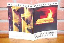 REVUE HASSELBLAD PHOTOGRAPHIE INDUSTRIELLE 7/12/1971