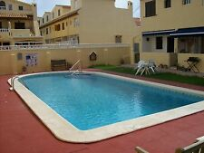 PRIVATE HOLIDAY HOME TO RENT  IN SPAIN COSTA BLANCA, TORREVIEJA, ALICANTE-JULY
