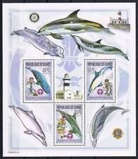 Guinee postfris 2002 MNH - Scouting Lions vuurtoren (X051)