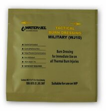 "WATER-JEL® MILITARY BURN DRESSING 4"" X 4"" (40-0705)"