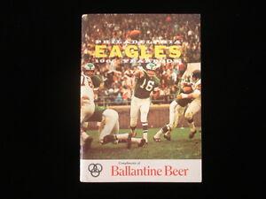 1965 Philadelphia Eagles Football Yearbook