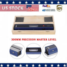 12 Precision Master Level Bar Lvel 002mmm Accuracy For Machinist Tool Us