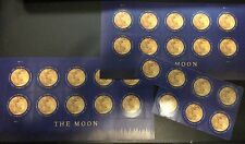 2016USA #5058 Global Forever Rate - The Moon - Qty. 27 New postage sase