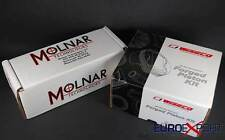 Toyota 1.8L 3TC .160 Over Wiseco Pistons and Molnar Connecting Rods Set