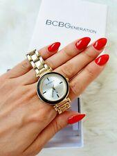 BCBGeneration Damenuhr nicht getragen NEU farbe gold
