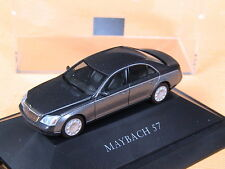 Herpa Maybach 57 dunkelgraumet. 101455 PC