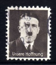 1287-GERMAN EMPIRE-Third reich.1933 WWII.Adolf HITLER NAZI Stamp OUR HOPE.Used