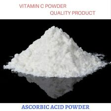 100 Gram VITAMIN C POWDER - ASCORBIC ACID POWDER - FREE POSTAGE - QUALITY 100%