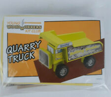 Young Wood Workers Kit Club Quarry Truck Recommended Age 7+